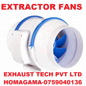 Exhaust fan srilanka, air extractors , duct ventilation systems